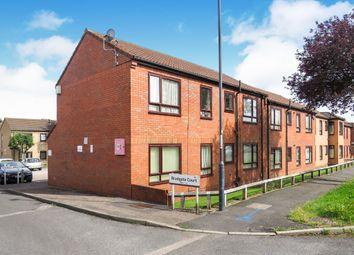 Thumbnail 2 bed maisonette for sale in Ticknall Walk, Sunnyhill, Derby