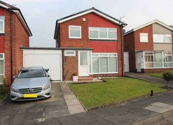 Thumbnail 3 bed detached house for sale in Cleadon Meadows, Cleadon, Sunderland