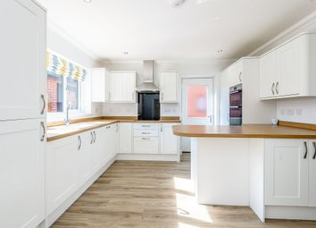 Thumbnail 2 bedroom detached bungalow for sale in Pound Cottages, Bloomsbury Close, Oulton, Lowestoft