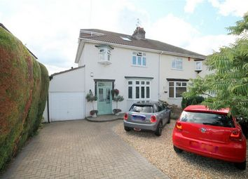 Thumbnail 4 bed semi-detached house for sale in Overndale Road, Downend, Bristol