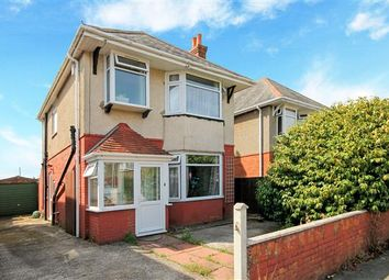 Thumbnail 3 bedroom detached house for sale in Cranbrook Road, Parkstone, Poole