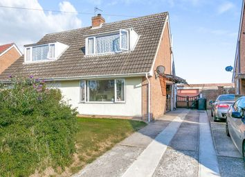 Thumbnail 2 bed semi-detached house for sale in Westropps, Long Melford, Sudbury