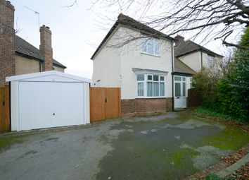 Thumbnail 2 bed semi-detached house to rent in Somersall Park Road, Chesterfield
