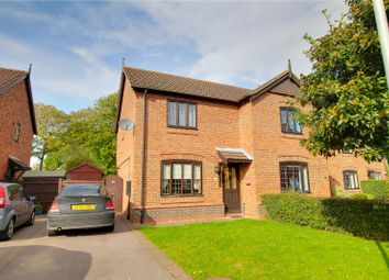 Thumbnail 2 bed semi-detached house to rent in Potters Close, Goxhill, Barrow-Upon-Humber, Lincolnshire