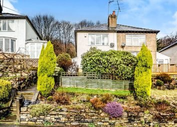 Thumbnail 2 bedroom semi-detached house for sale in Britannia Road, Milnsbridge, Huddersfield