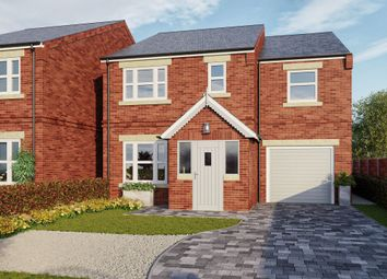 Thumbnail 4 bed detached house for sale in Sprotbrough Road, Sprotbrough, Doncaster
