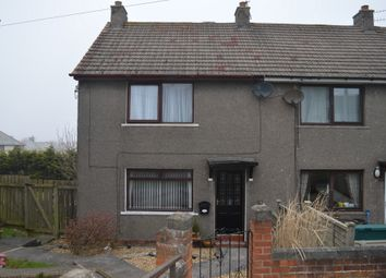 Thumbnail 2 bed end terrace house for sale in St Bartholomews Crescent, Spittal, Berwick Upon Tweed, Northumberland