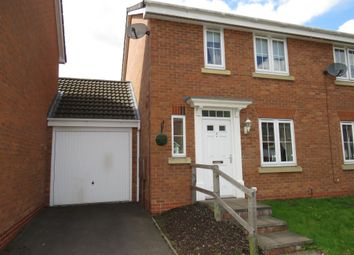 Thumbnail 3 bedroom semi-detached house for sale in Guillimot Grove, Birmingham