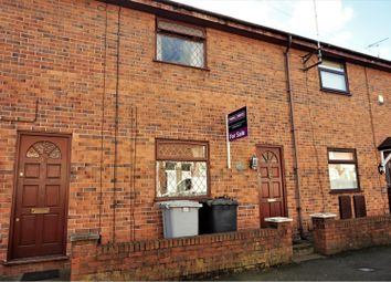 2 bed terraced house for sale in Ridgway Street, Crewe CW1
