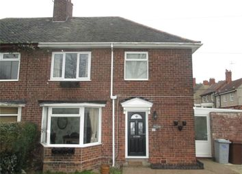 Thumbnail 3 bed semi-detached house to rent in Dale Lane, Blidworth, Mansfield, Nottinghamshire
