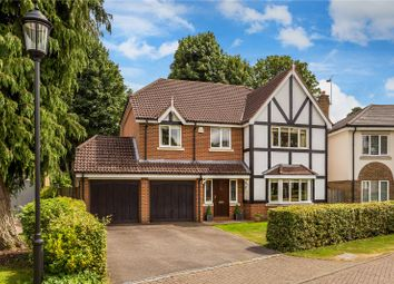 Thumbnail 5 bed detached house for sale in Foxon Close, Caterham, Surrey