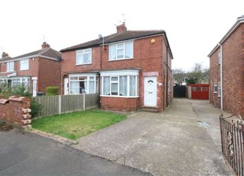Thumbnail 2 bed semi-detached house for sale in Crompton Avenue, Sprotbrough, Doncaster, South Yorkshire