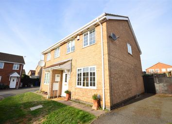 Thumbnail 3 bed semi-detached house for sale in Grace Court, Burton Latimer, Kettering