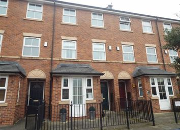 Thumbnail 4 bedroom town house for sale in Bandy Fields Place, Salford