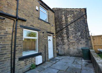 Thumbnail 2 bed terraced house to rent in Moortop Road, Low Moor, Bradford, West Yorkshire