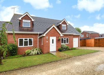 Thumbnail 4 bed detached house for sale in Watmore Lane, Winnersh, Berkshire