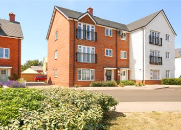 Mellersh House, Jubilee Drive, Church Crookham GU52. 2 bed maisonette