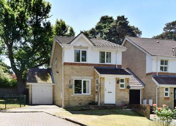Thumbnail 3 bed link-detached house for sale in Heathside Park, Camberley