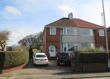 Thumbnail 3 bed semi-detached house for sale in Honicknowle Lane, Plymouth