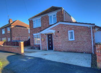 Thumbnail 4 bed detached house for sale in Eastfield Road, Bridlington