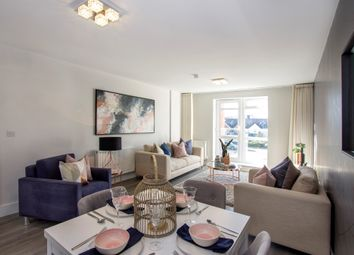 Thumbnail 2 bed flat for sale in Stabler Way, Poole