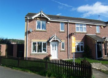 Thumbnail 3 bedroom end terrace house for sale in Lindrick Road, Kirkby-In-Ashfield, Nottinghamshire