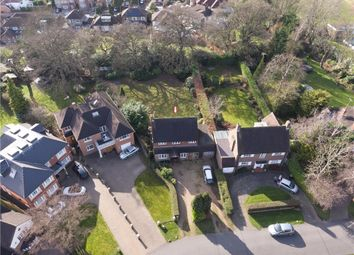 Thumbnail 4 bed detached house for sale in Burghley Avenue, Coombe