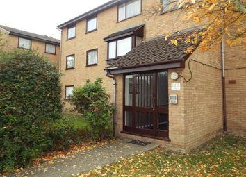 Thumbnail 1 bed flat to rent in Millhaven Close, Chadwell Heath, Romford