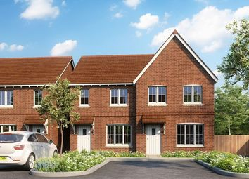 Thumbnail 3 bed semi-detached house for sale in High Street, Tetsworth, Thame