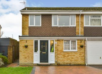 4 bed semi-detached house for sale in Byron Close, Bletchley, Milton Keynes MK3