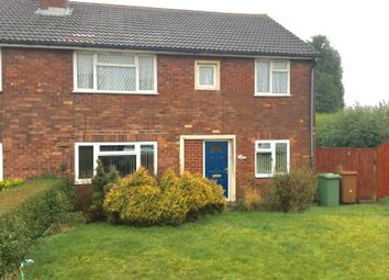 Thumbnail 2 bed maisonette to rent in Sadler Road, Brownhills