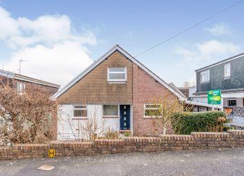 Thumbnail 3 bed detached bungalow for sale in Wernlys Road, Pen-Y-Fai, Bridgend