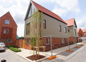 Thumbnail 3 bed detached house to rent in Elliotts Way, Chatham