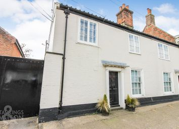 Thumbnail 2 bed semi-detached house for sale in Broad Street, Bungay
