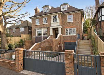 Thumbnail 7 bedroom detached house to rent in Home Park Road, London