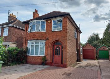 Thumbnail Detached house for sale in Newark Avenue, Dogsthorpe, Peterborough