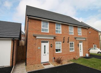 Thumbnail 3 bed semi-detached house for sale in Leighton Drive, St. Helens