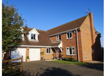 Thumbnail 5 bed detached house for sale in Brambling Walk, Rippingale, Near Bourne