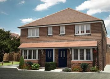 Thumbnail 3 bed semi-detached house for sale in Hunts Pond Road, Titchfield Common, Hampshire