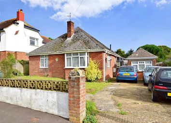Thumbnail 3 bed bungalow for sale in Pondwell Close, Pondwell, Ryde, Isle Of Wight