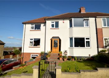 Thumbnail 4 bed semi-detached house for sale in Hillthorpe Road, Pudsey, West Yorkshire