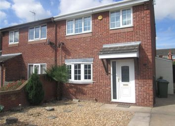 Thumbnail 3 bed semi-detached house to rent in Wharfedale, Worksop, Nottinghamshire