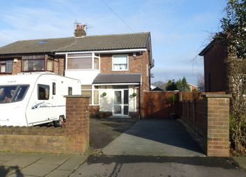 Thumbnail 3 bed semi-detached house for sale in Fox Lane, Leyland