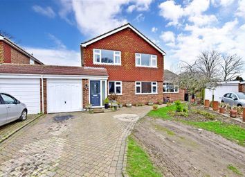 Thumbnail 4 bed detached house for sale in Whiteness Green, Kingsgate, Broadstairs, Kent