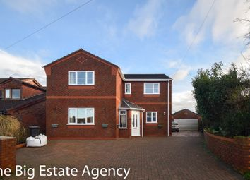 Thumbnail 4 bed detached house for sale in Pen Y Coed Road, Buckley