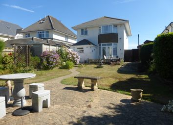 Thumbnail 4 bed detached house for sale in Southbourne Overcliff Drive, Southbourne, Bournemouth