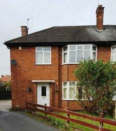 Thumbnail 3 bed semi-detached house to rent in Greendale Gardens, Aspley, Nottingham
