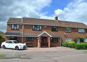 Thumbnail 4 bed detached house for sale in Broomfields, Hatfield Heath, Bishop's Stortford
