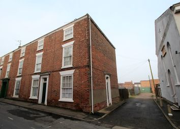 Thumbnail 3 bed end terrace house for sale in Albert Street, Holbeach, Spalding, Lincolnshire