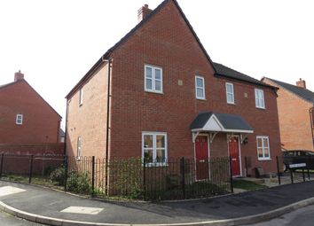 Thumbnail 3 bed semi-detached house for sale in Western Heights Road, Meon Vale, Stratford-Upon-Avon